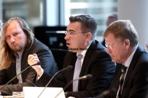 Bundestagsauschuss Verkehr und Bau