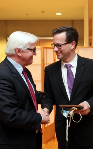 SPD Pronold wird 40