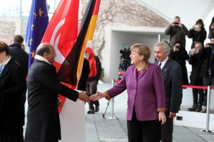 Tunesien zu Besuch in Berlin