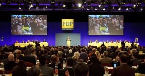FDP Parteitag in Berlin