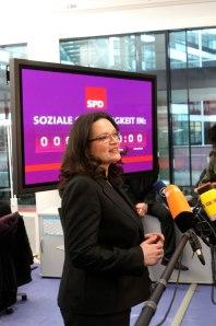 SPD KAMPA Eroeffnung