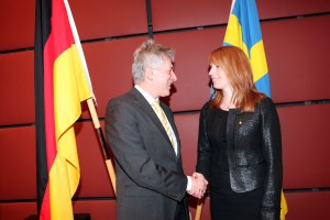 Sweden goes Innovation in Berlin with Annie Loeoef