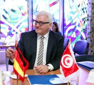 Steinmeier in Tunesien