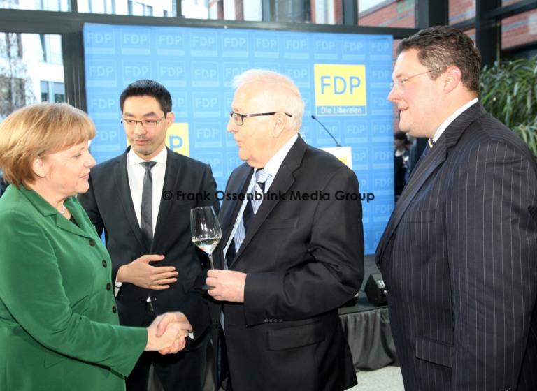 FDP Geburtstagsempfang von Dirk Niebel