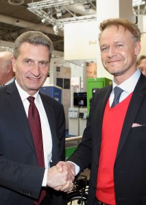 Hannover Messe und Oettinger