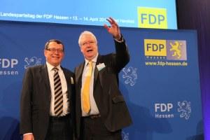 FDP Hessen, es geht um die Wurst