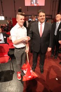 SPD Bundesaprteitag