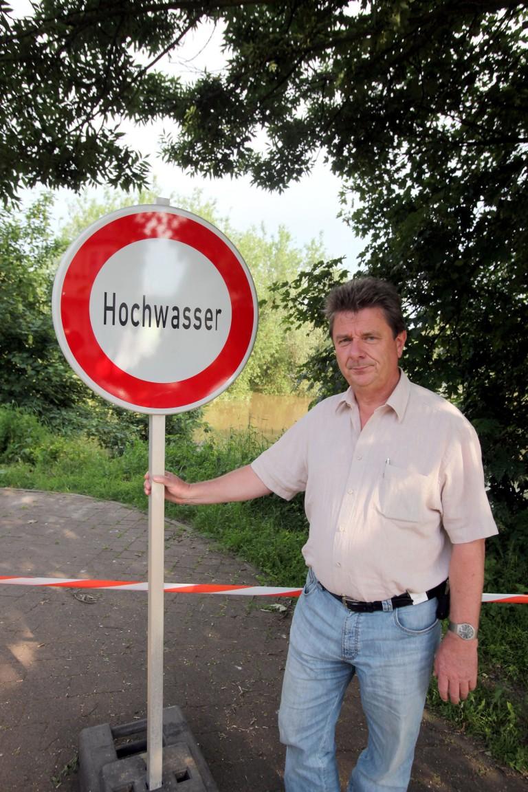Magdeburg und die Flut