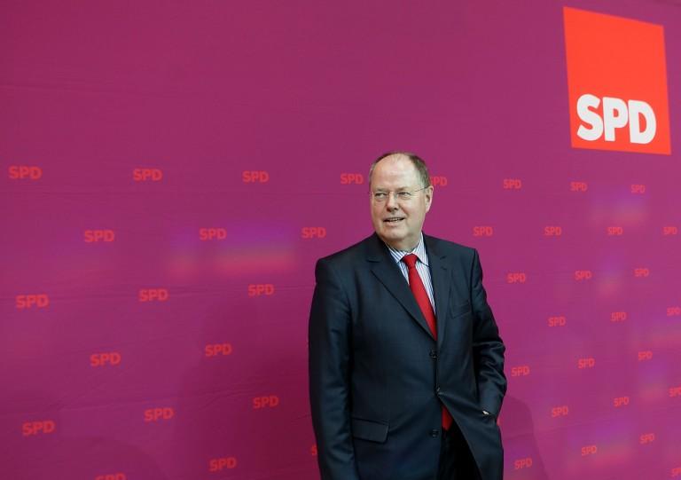 SPD Praesidium und Kompetenzteam