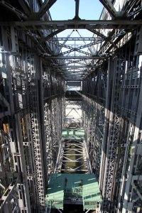 Schiffshebewerk und Bundeswasserstrassen