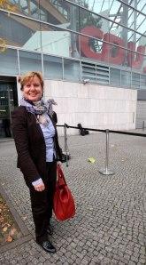 1. Koalitionsrunde SPD CDU