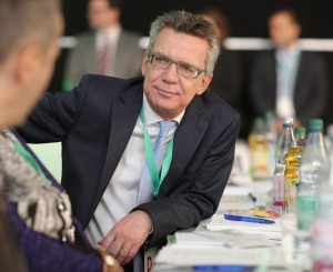 CDU Sachsen Parteitag