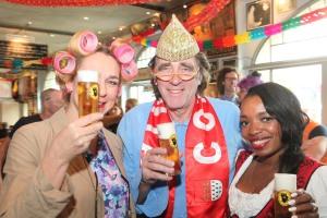 Karnevalseroeffnung in Berliner StaeV