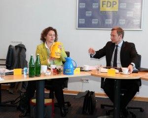 FDP Praesidium neu