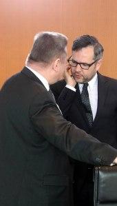 Bundeskanzleramt Bundeskabinett
