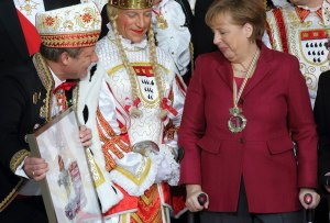Merkel und die guten Koelner