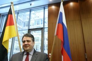 DIHK Gabriel und Russland