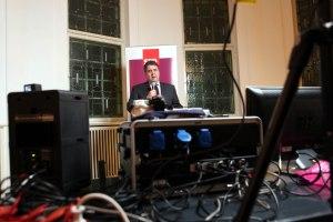 SPD Regionalkonferenz und LIVE