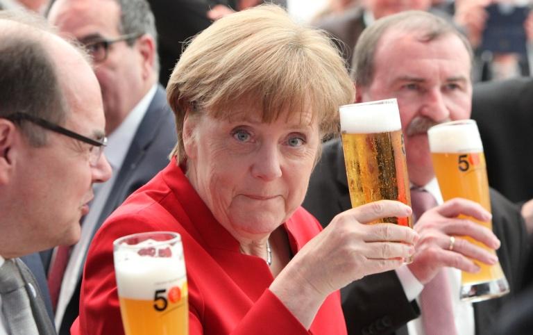 Bier, Merkel und das Reinheitsgebot
